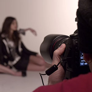 Photographer Giancarlo Marino Roen for Dazzy Shooting